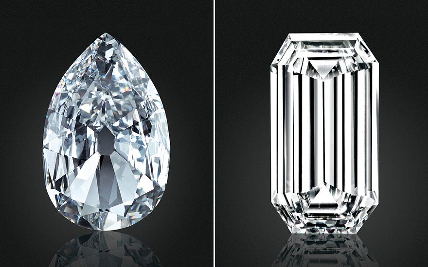 The diamonds of Golconda