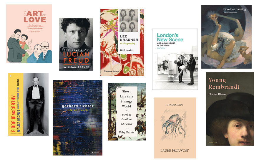The art books to add to your 2020 reading list