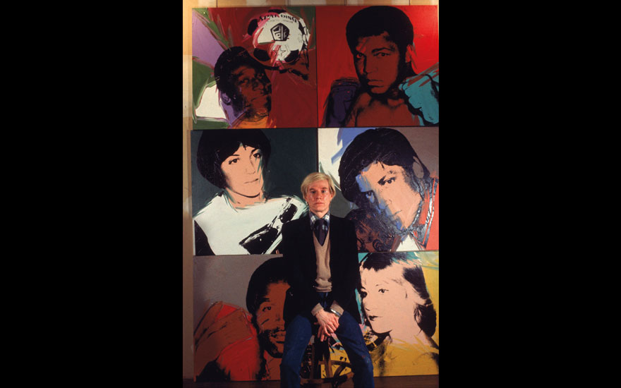 Weisman, Warhol and the Athlet