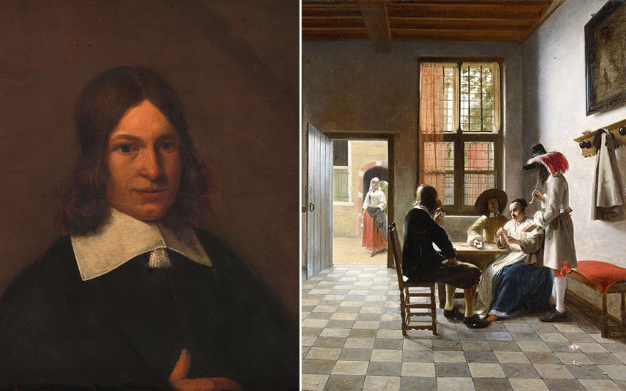 Where might Vermeer have gone