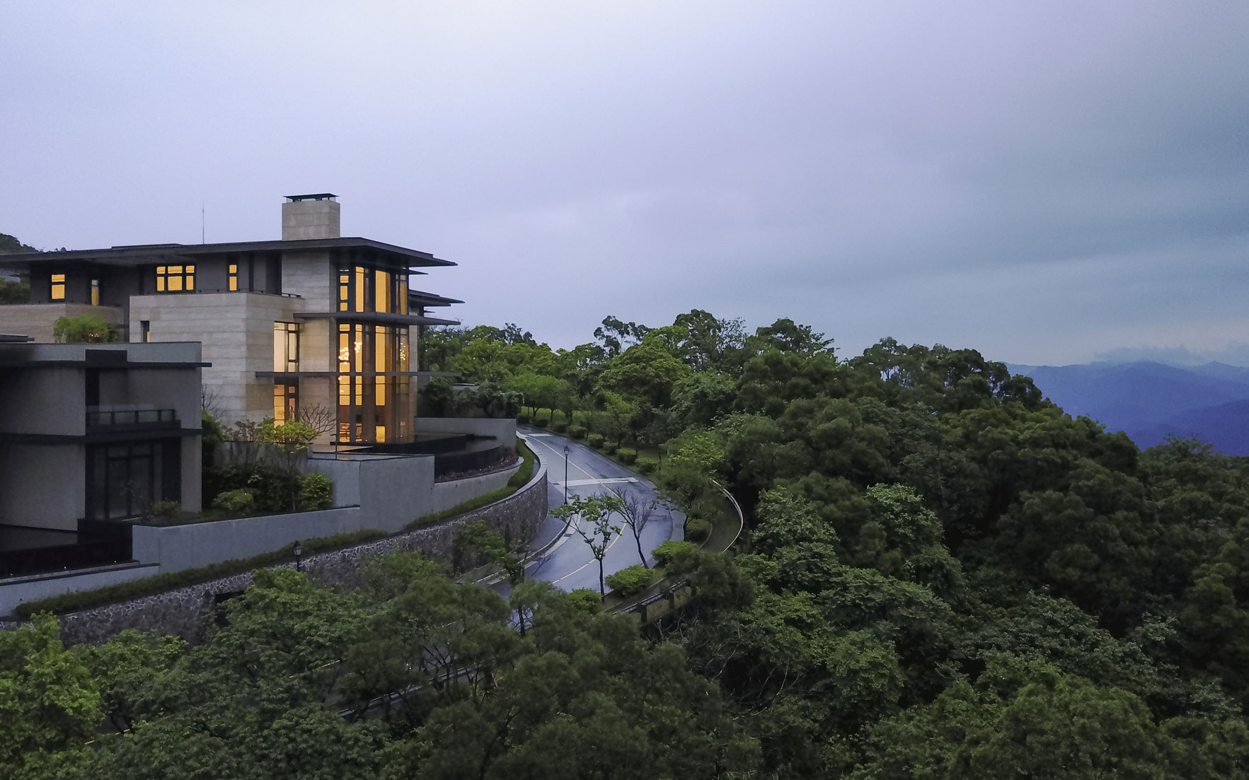 Luxury living: Homes in Asia