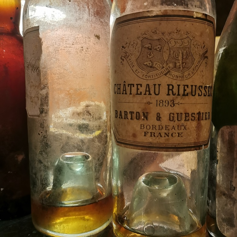 The 1893 Rieussec was pristine and in excellent condition