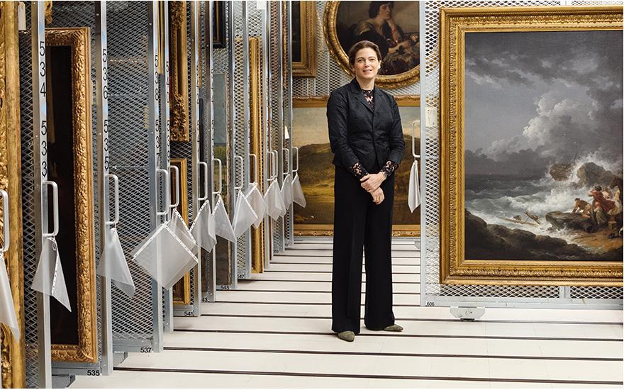 習有所得:加拿大國立美術館館長薩沙·蘇達