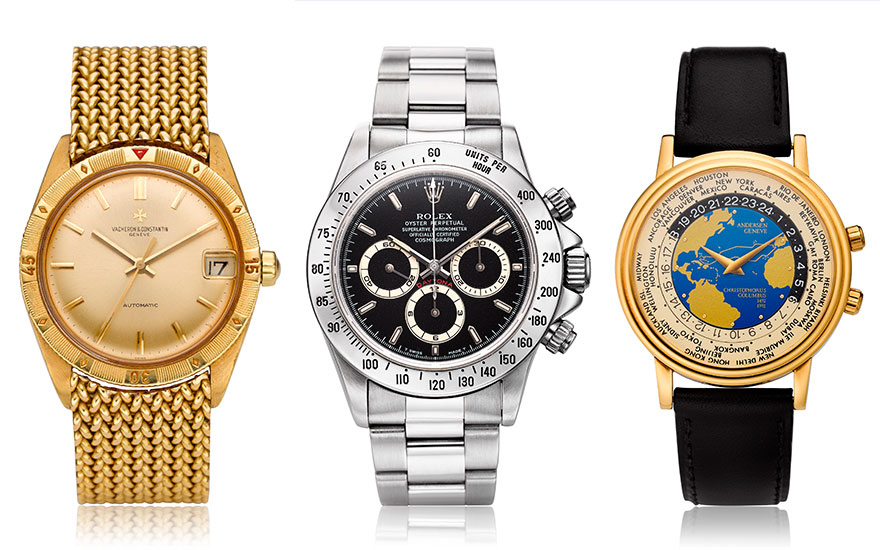 Most wanted What the watch specialists would buy