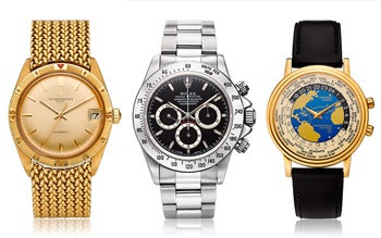 Most wanted: What the watch sp auction at Christies