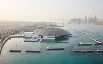 Art cities: Abu Dhabi, capital auction at Christies