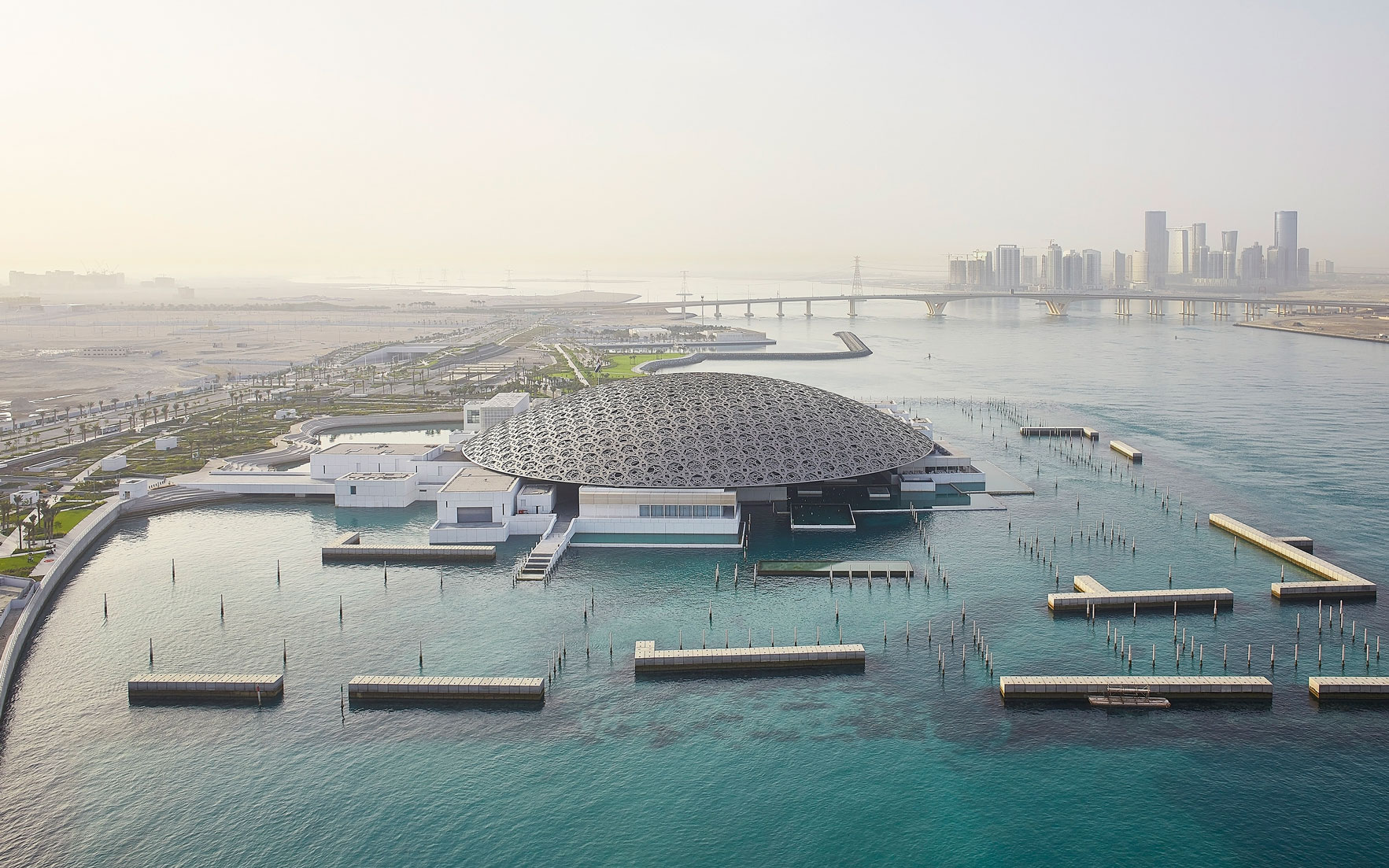 Art cities: Abu Dhabi, capital