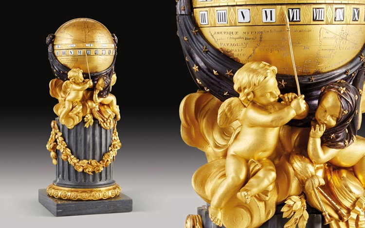 French clocks of the 17th-19th auction at Christies