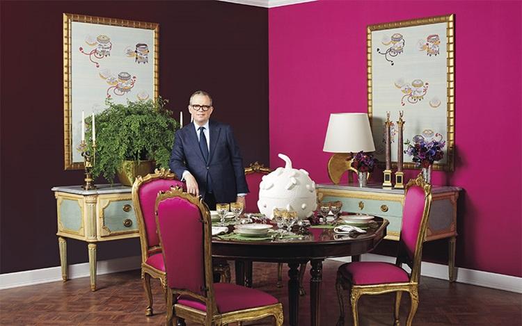 The tastemaker: Alex Papachris auction at Christies