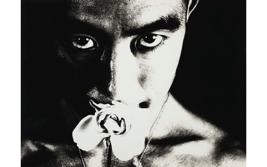 Eikoh Hosoe (b. 1933), Ordeal by Roses #32, 1961. Imagesheet 14¼ x 19¼  in (36.1 x 48.8  cm). Estimate $7,000-9,000. Offered in Photographs on 31 March 2020 at Christie's in New