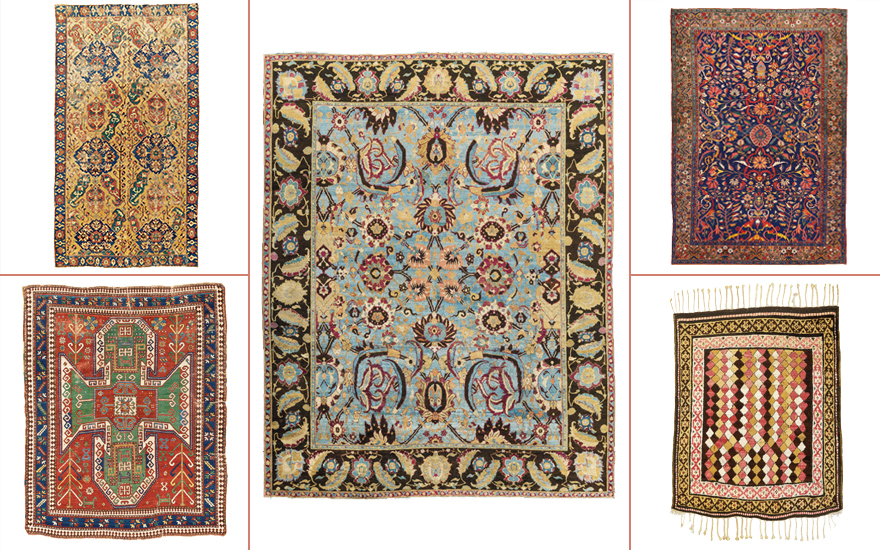 Oriental rugs and carpets — how to