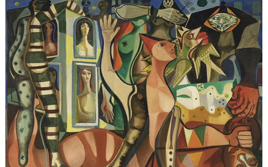 10 radical modern art movement auction at Christies