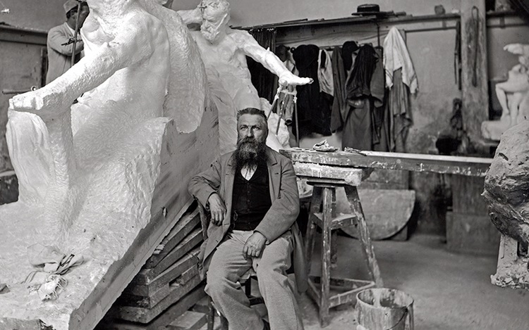 Auguste Rodin: the father of m auction at Christies