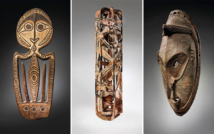 The art of Oceania — a guide f auction at Christies