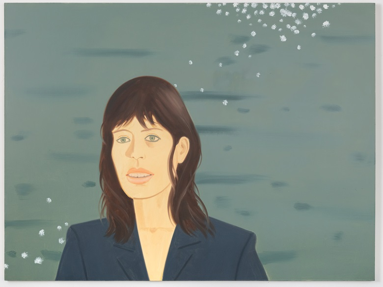 Alex Katz (b. 1927), Cecily, 1999. Oil on canvas. 72 x 96 in (182.9 x 243.8 cm). Offered for private sale at Christie's. View post-war and contemporary artworks currently offered for private sale at Christie's
