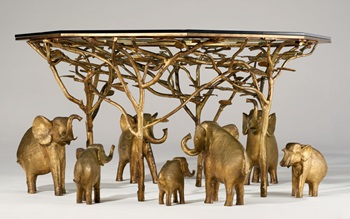 'Re-enchanting the familiar an auction at Christies