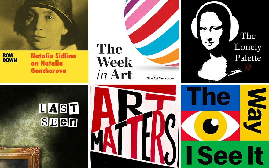 The best art-world  podcasts t