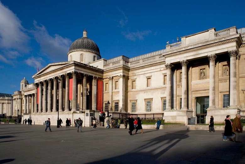 The National Gallery, London. Photo © National Gallery, London