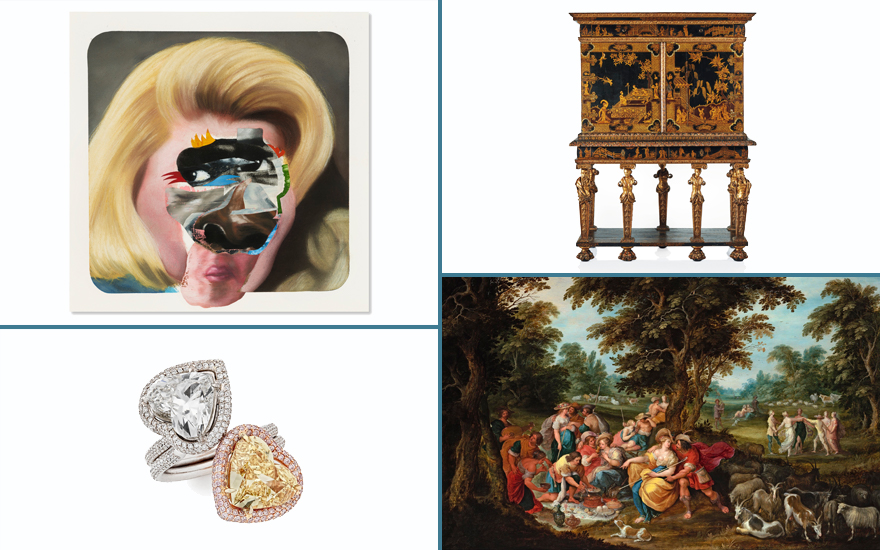 Private eye #2 selected highlights from our Private Sales