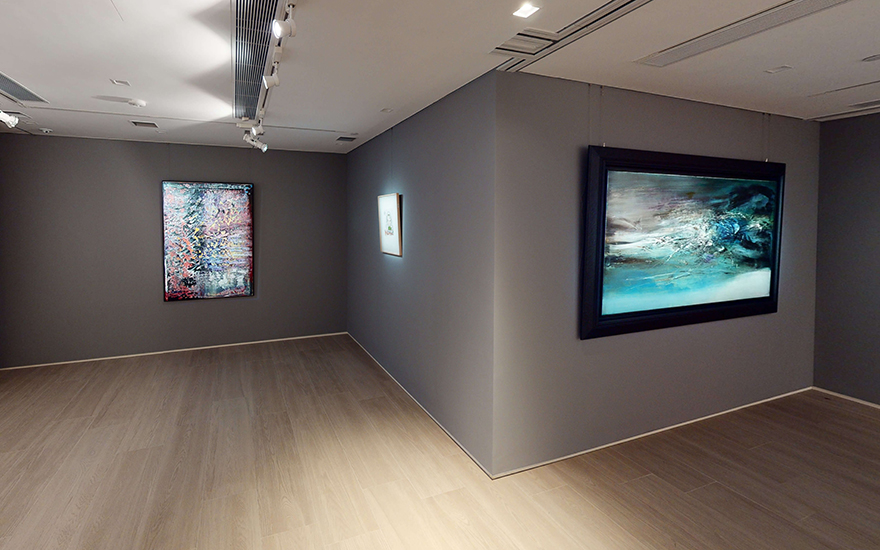 Virtual tour: Christie's Hong