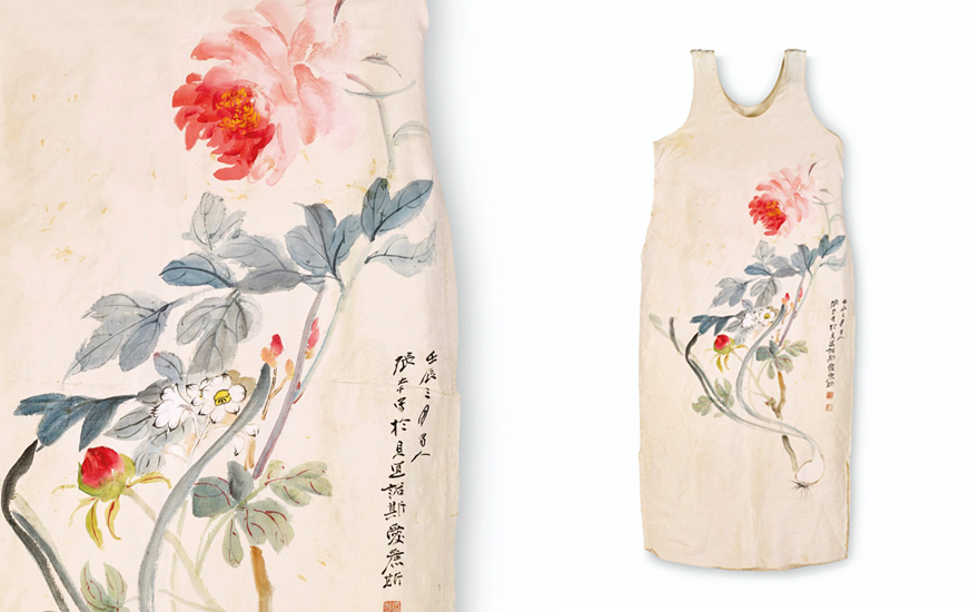 Say it with flowers a rare gift from Zhang Daqian