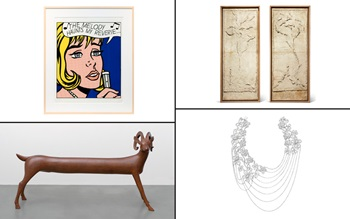 Private Eye #5: selected highl auction at Christies