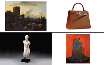 Private eye #6: selected highl auction at Christies