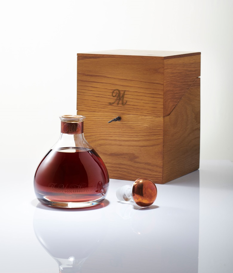 The Macallan Millennium Decanter 50 Year Old 1949, 1 bottle (700ml) per lot. Sold for HK$437,500 on 12 July 2020 at Christie's in Hong Kong