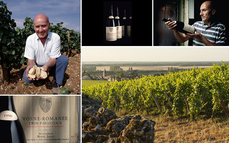 The wines of Henri Jayer: the