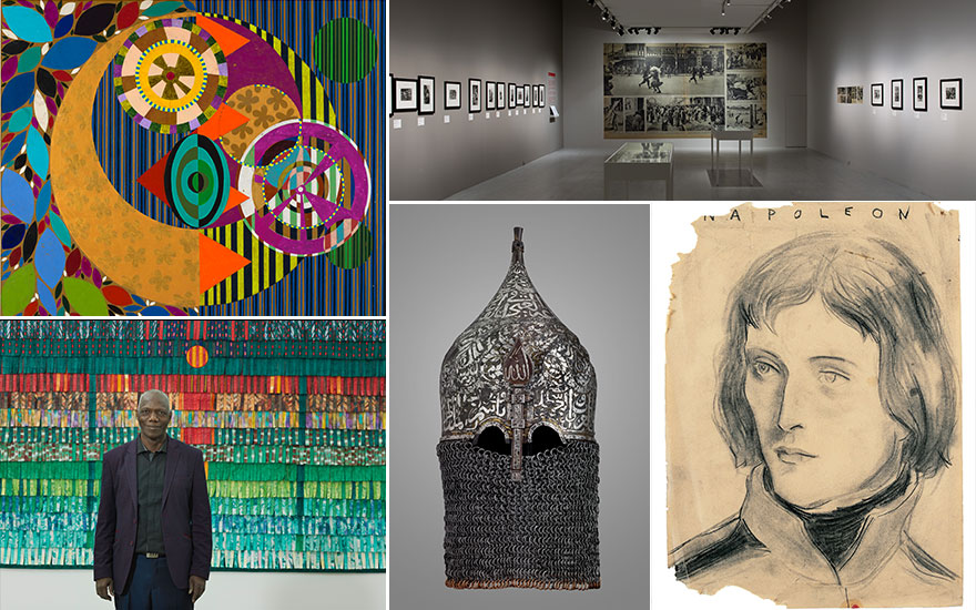 The must-see exhibitions of 20