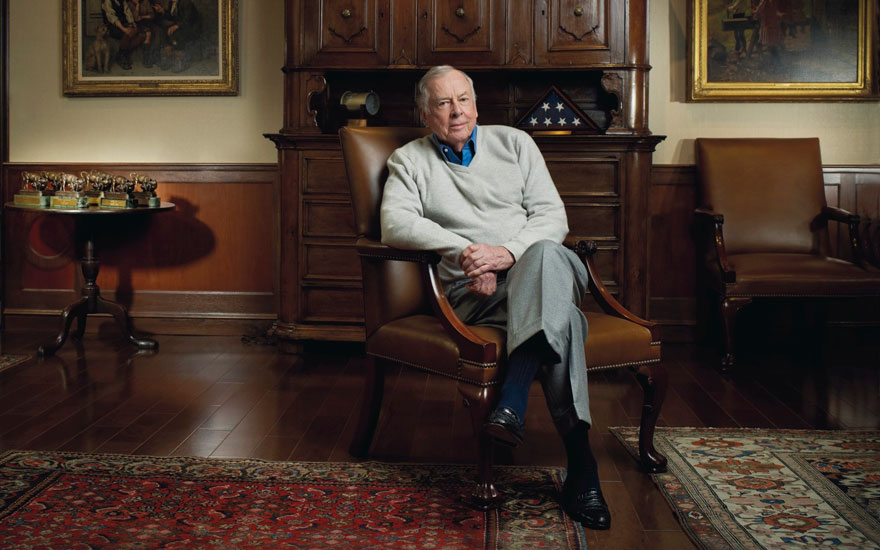 The T. Boone Pickens Collectio