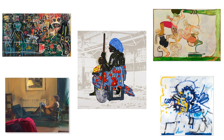 Five artists to have on your r auction at Christies