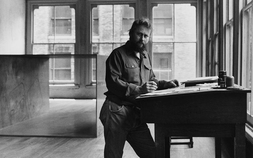 Donald Judd, printmaker: 10 th