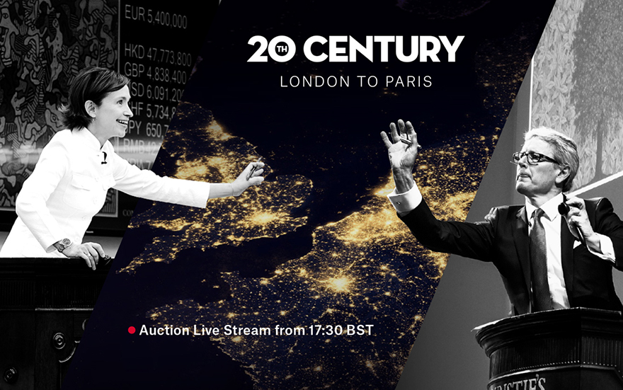20th Century: London to Paris