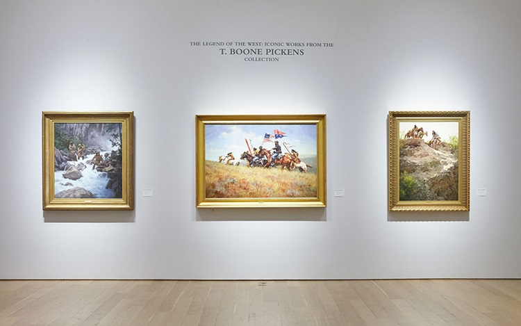 Virtual tour: American Art & T auction at Christies