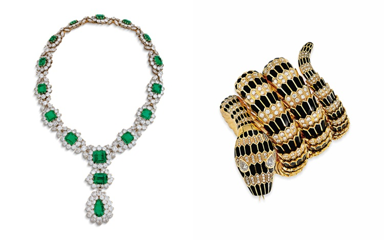 Collecting guide: Bulgari jewe auction at Christies