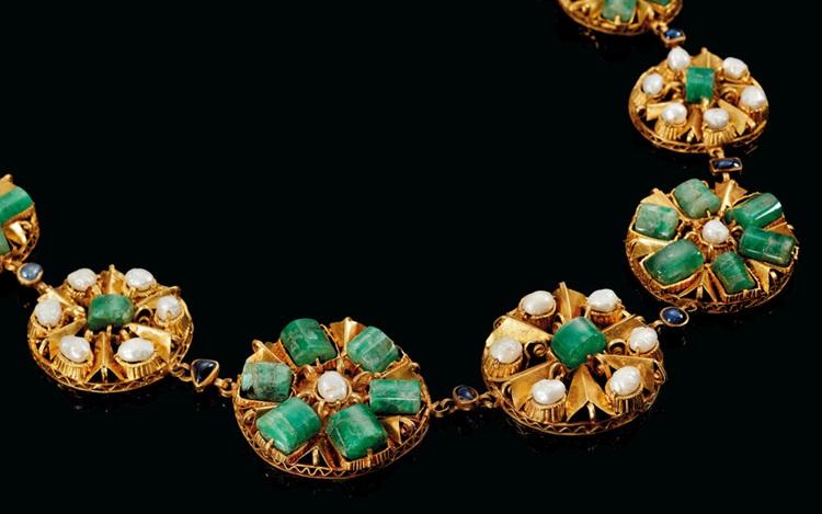 专家指南︰收藏古代珠宝的七个心得 auction at Christies