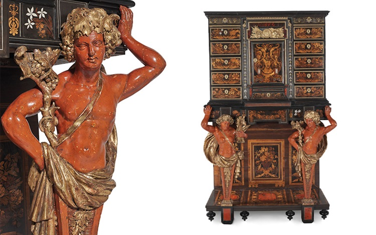 Fit for a Sun King — a rare ma auction at Christies