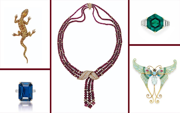 Boucheron: a collector's guide auction at Christies
