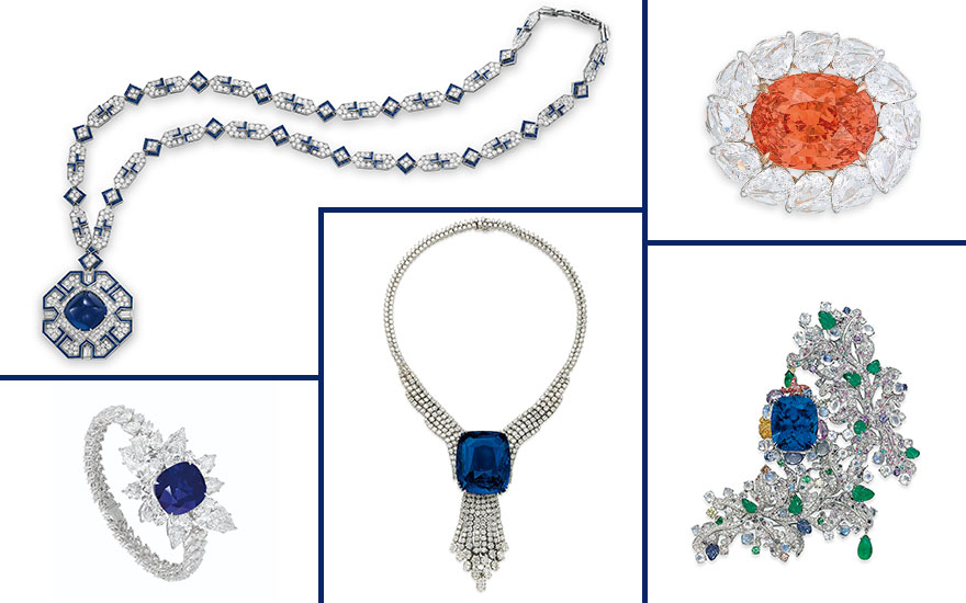 A history of magnificent sapphires at Christie's