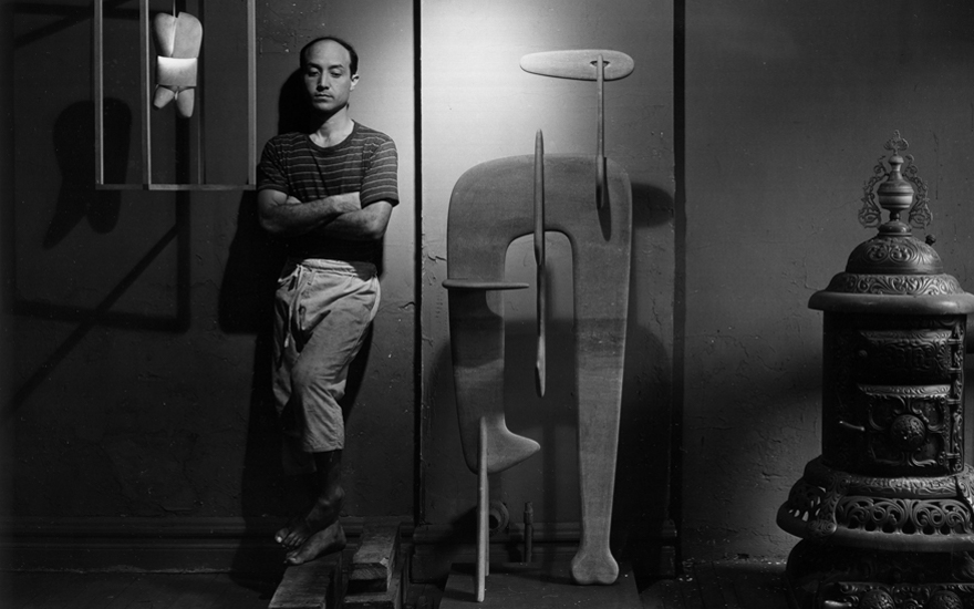 Collecting guide: Isamu Noguch