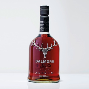 Dalmore Astrum 40 Year Old, 1 bottle (700ml) per lot. Estimate HK$55,000-70,000. Offered in Finest & Rarest Wines and Spirits Including A Magnificent Collection of Karuizawa   on 5 December 2020 at Christie's in Hong Kong