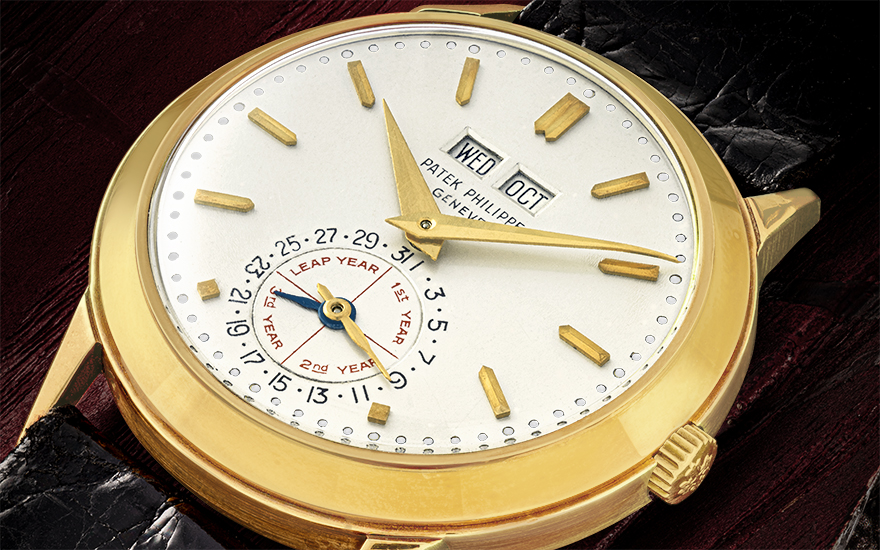 What are the 10 most desirable Patek Philippe references
