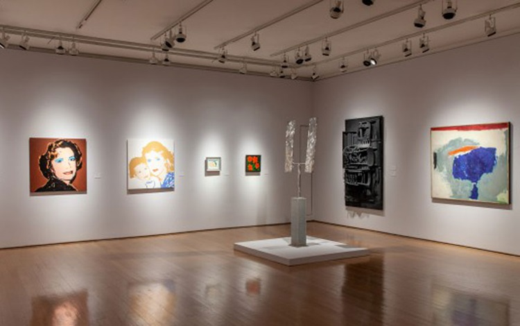 Virtual tour: Contemporary Art auction at Christies