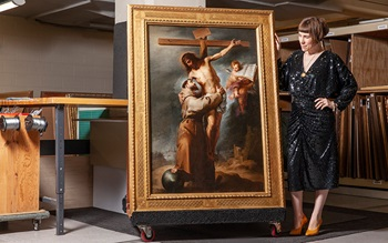 'A fascinating rediscovery': M auction at Christies
