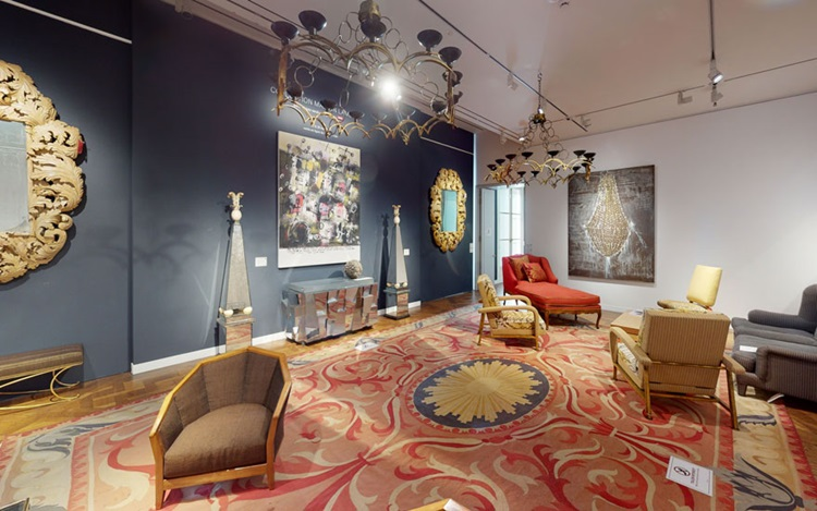 Virtual tour: The Marion Lambe auction at Christies