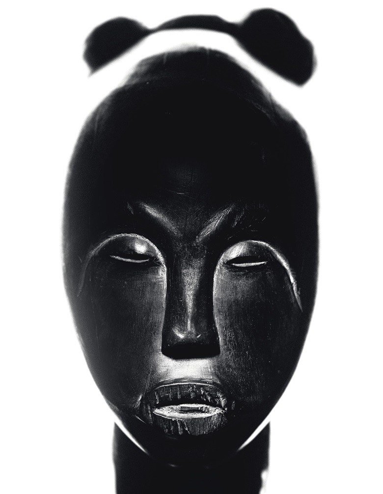 Fang head, Gabon. Height 35 cm (13¾ in). Estimate €2,000,000-3,000,000. Offered in Collection Michel Périnet on 23 June 2021 at Christie's in Paris
