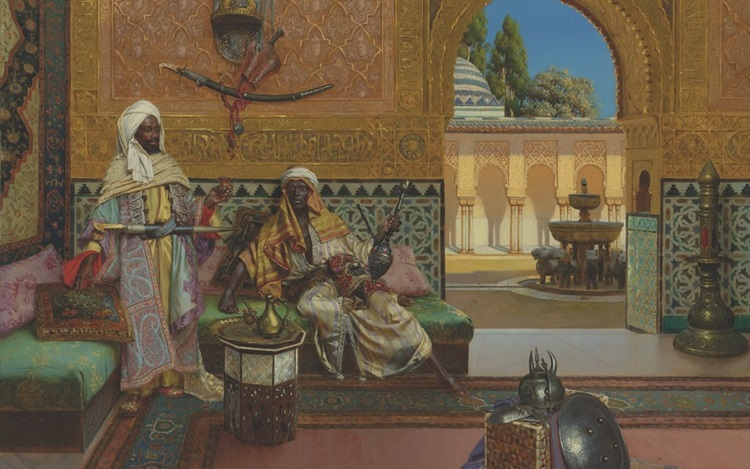 Collecting guide: Orientalist  auction at Christies