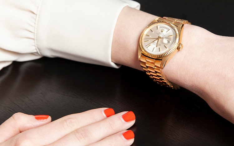 Five unisex watches that defy  auction at Christies