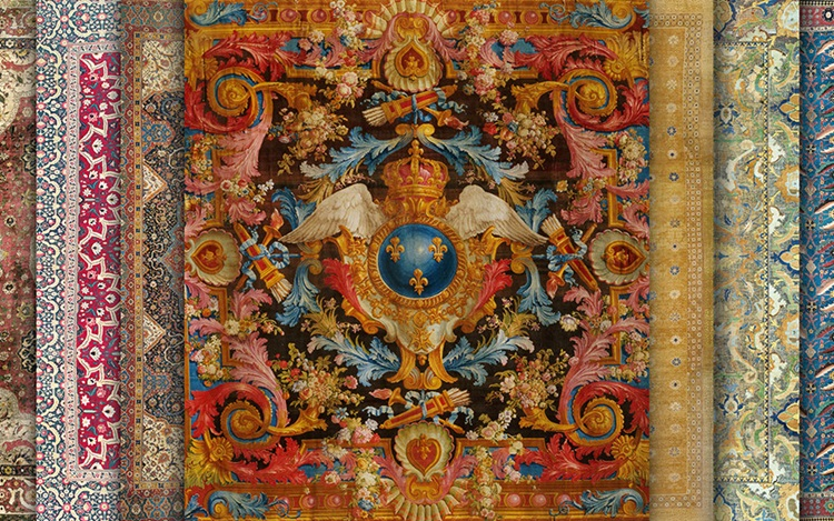 Magic carpets: 10 of the most  auction at Christies